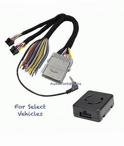 Amp  Bose  No Bose  Chimes Car Stereo Wire Harness Adapter