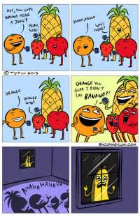 Funny Banana Jokes Comics