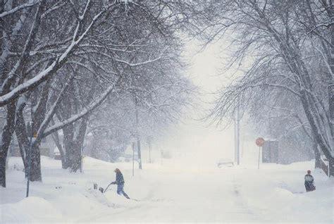 tips  stay safe   blizzard