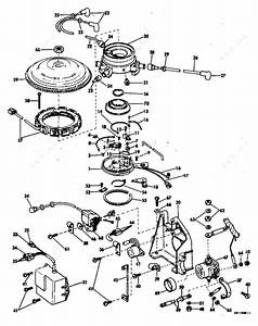 Johnson 1968 55 - Trl-10s  Distributor Group