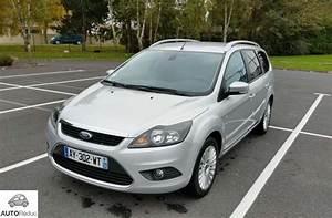 Ford Focus Sw Titanium : achat ford focus ii sw 1 8 tdci titanium d 39 occasion pas cher 8 500 ~ Maxctalentgroup.com Avis de Voitures