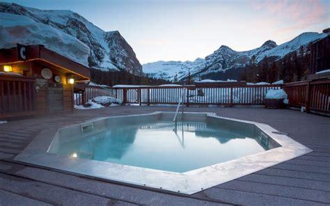 10 Most Heavenly Hot Pools In Banff & Lake Louise Skibig3