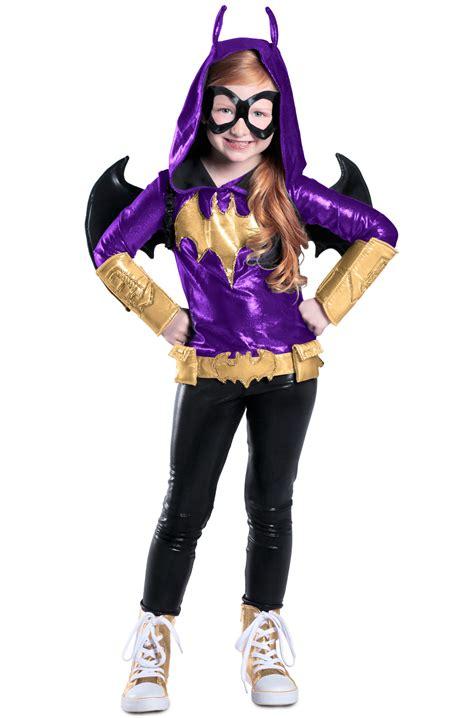 premium batgirl child costume purecostumescom