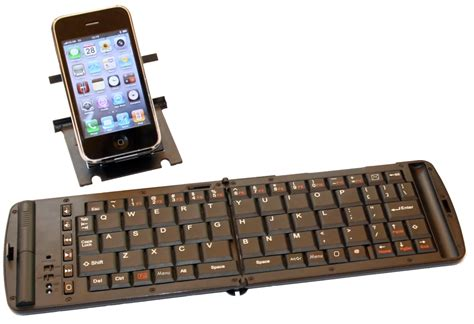 cool keyboards for iphone freedom i connex bluetooth mobile keyboard review