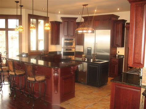 kitchen custom kitchen cabinet decor  huntwood cabinets