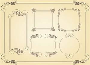 Simple frame vector Free vector in Encapsulated PostScript ...