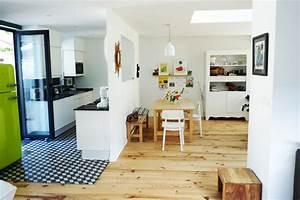 amnagement cuisine ouverte sur salle manger petite With meuble de salle a manger avec amenagement petite cuisine