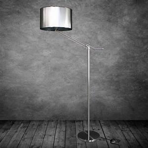 Lampe Für Wohnzimmer : design stehleuchte stehlampe wohnzimmer lampe leuchte standleuchte ebay ~ Eleganceandgraceweddings.com Haus und Dekorationen
