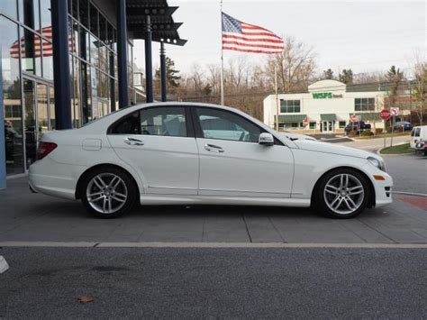 Performance/luxury in a mid size. 2013 Mercedes-Benz C-Class C300 Luxury 4MATIC AWD C300 Luxury 4MATIC 4dr Sedan for Sale in Devon ...