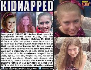 Missing 13 Year Old Girl Wisconsin Girl May Have Been Spotted In Miami Daily Mail Online