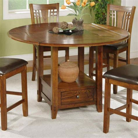 Apartment Kitchens Ideas - round dining table for 6 with lazy susan datenlabor info
