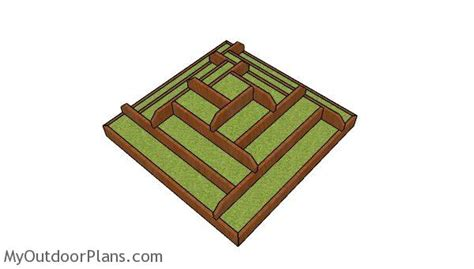 Strawberry Planter Wood Plans