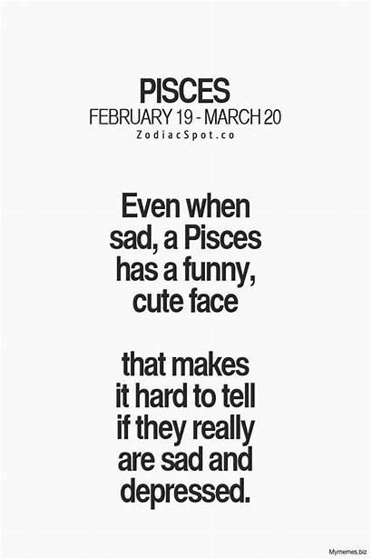 Pisces Meme Zodiac Facts Funny Quotes Jokes