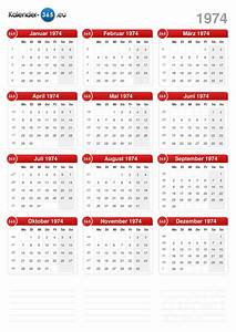 Kalender 365 Eu 2015 : kalender 1974 ~ Eleganceandgraceweddings.com Haus und Dekorationen