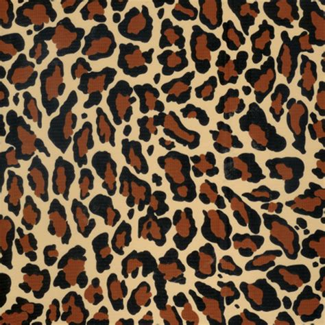 Jaguar Print by Jaguar Print Cloth At Wacko Soap Plant Oilcloth