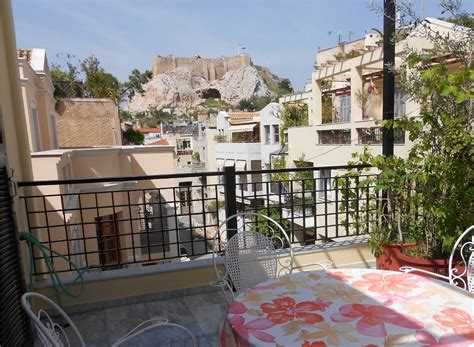 Large Apartment In Athens Acropolis View