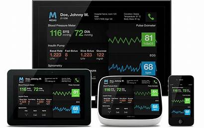 Qt Ui Medical Devices Platform Mobile Application