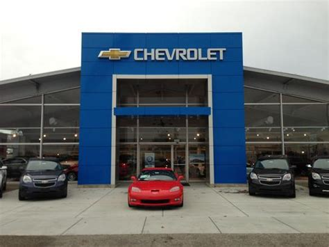 Denoyer Chevrolet by Robert Denooyer Chevrolet Car Dealership In Mi