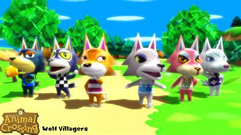 Mmd Model Wolf Villagers Download By Sab64 On Deviantart