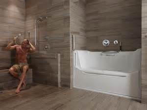 kohler bathtubs for seniors 5 essential seniors bathroom renovations