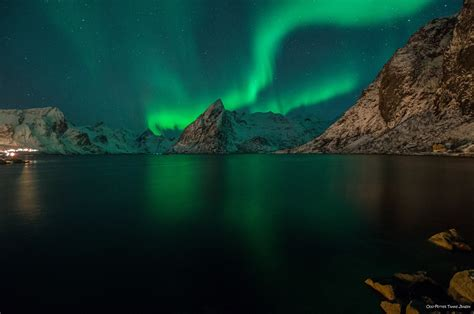 where are the northern lights located what really causes the unforgettable northern lights