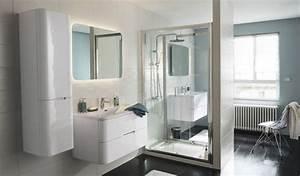 6 conseils pour reussir une salle de bains familiale With meuble salle de bain ceylan