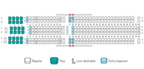 plan siege avion easyjet seat maps seat selection travel info westjet