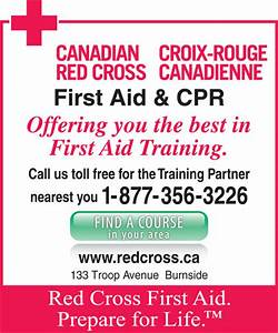 Canadian Red Cross - 133 Troop Ave, Dartmouth, NS