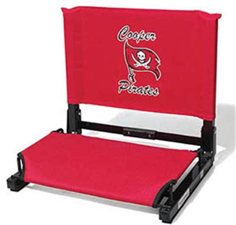 stadium chairs for bleachers personalized stadium seating cushions team chairs locker room stools