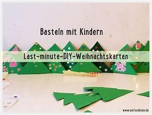 Weihnachtskarten Basteln Grundschule : einfache weihnachtskarten basteln mit kindern dansenfeesten ~ Orissabook.com Haus und Dekorationen