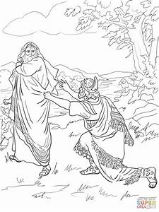 King Saul Coloring Pages Free Coloring Pages Bible