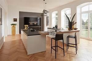 Küchen Aktuell Düsseldorf : musterring k che mr2400 farben wei schwarz modern k che d sseldorf von k chen ~ Frokenaadalensverden.com Haus und Dekorationen