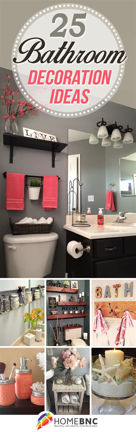Ideas For Bathroom Decor by 25 Best Bathroom Decor Ideas And Designs For 2017