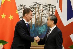 China tempts Britain with free trade deal, says door to U ...