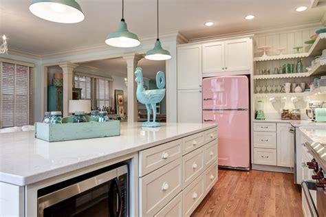 Vintage Cottage Kitchen