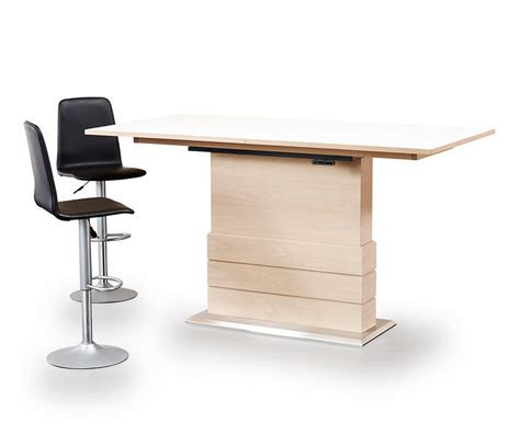 Danish Height Adjustable Table   Skovby AI30   Wharfside