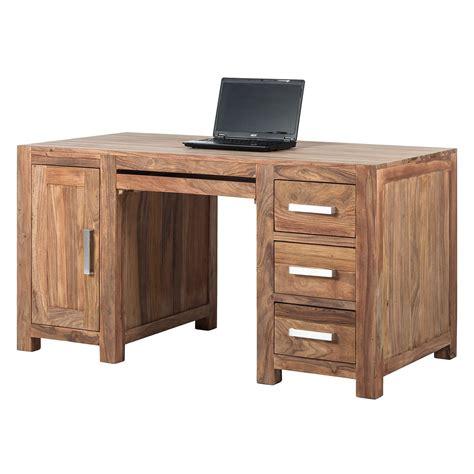 bureau informatique bois prix bas