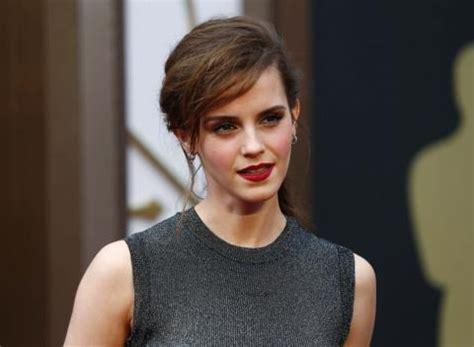 Harry Potter Emma Watson Dazzles The Oscar Awards