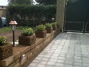 Giardino Mattoni Tufo : Mattoni tufo per giardino. mattoni per giardino scalini in mattoni