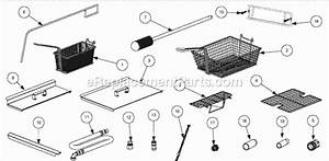 Frymaster Biph55 Parts List And Diagram