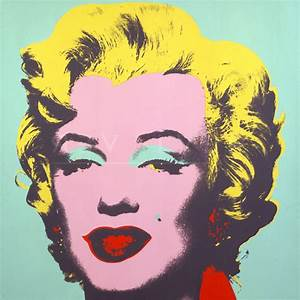 Marilyn Monroe 23 - Andy Warhol