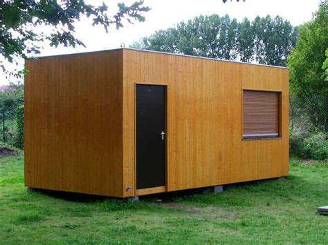 Container Als Gartenhaus by Referenzen Menzl Gmbh