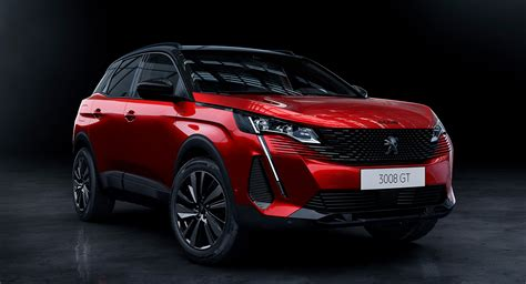 peugeot  gains drl fangs  upgraded tech