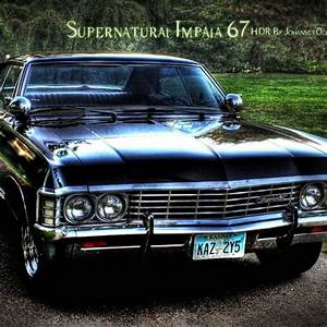 Supernatural Impala 67 | 67' Chevy Impala supernatural ...