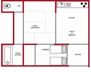 Plan Maison Japonaise : plan maison japonaise ~ Melissatoandfro.com Idées de Décoration
