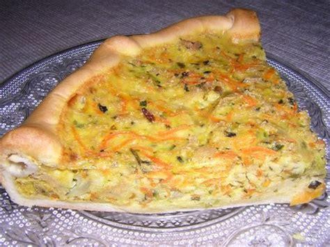 cuisine aux algues quiche au tofu et aux légumes tartes sans fromage