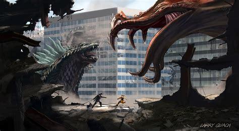 Godzilla « Larry Quach