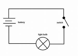 circuits one path for electricity lesson teachengineering With light bulbs circuit diagram as well as 2 light ballast wiring diagrams