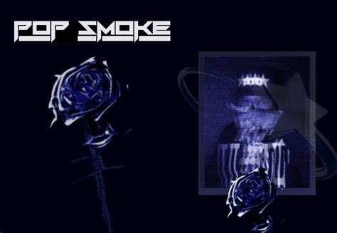 Pop smoke's upcoming posthumous album faith is set to be released this friday, july 16th. Two pop smoke covers I made using the rose from the official album. : freshalbumart