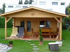 Gartenhaus Mit Glasfront : gartenh user aus holz in allen gr ssen und formen aus der schweiz ~ Markanthonyermac.com Haus und Dekorationen
